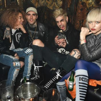 Official KTZ After Show Party In Association With Crystal Head Vodka